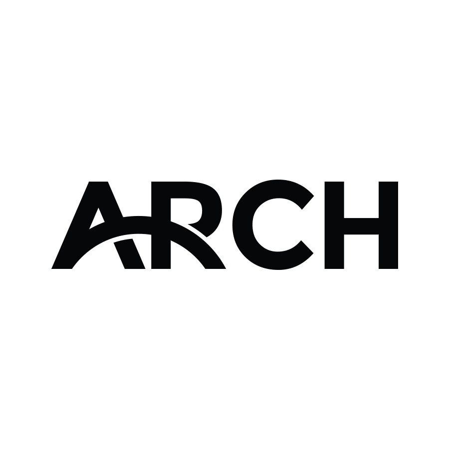Arch Wordmark logo design by logo designer Kanhaiya Sharma for your inspiration and for the worlds largest logo competition