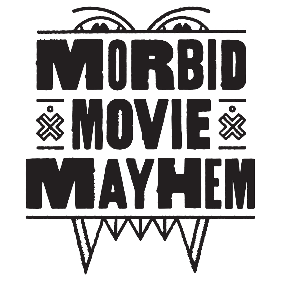 Morbid Movie Mayhem logo design by logo designer Michael Lindsey for your inspiration and for the worlds largest logo competition