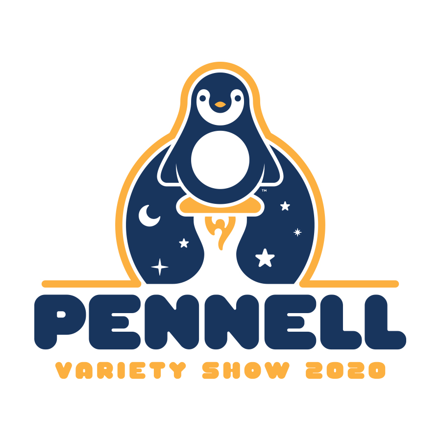 Pennell Elementary Talent Show Primary Logo
