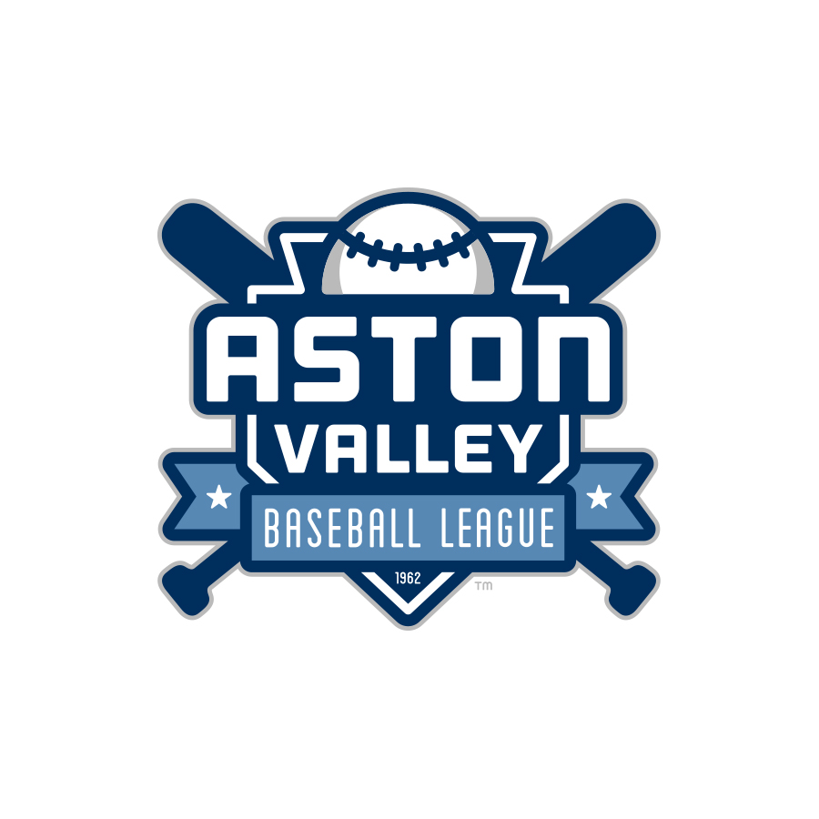 Aston Valley Baseball League Shield Primary
