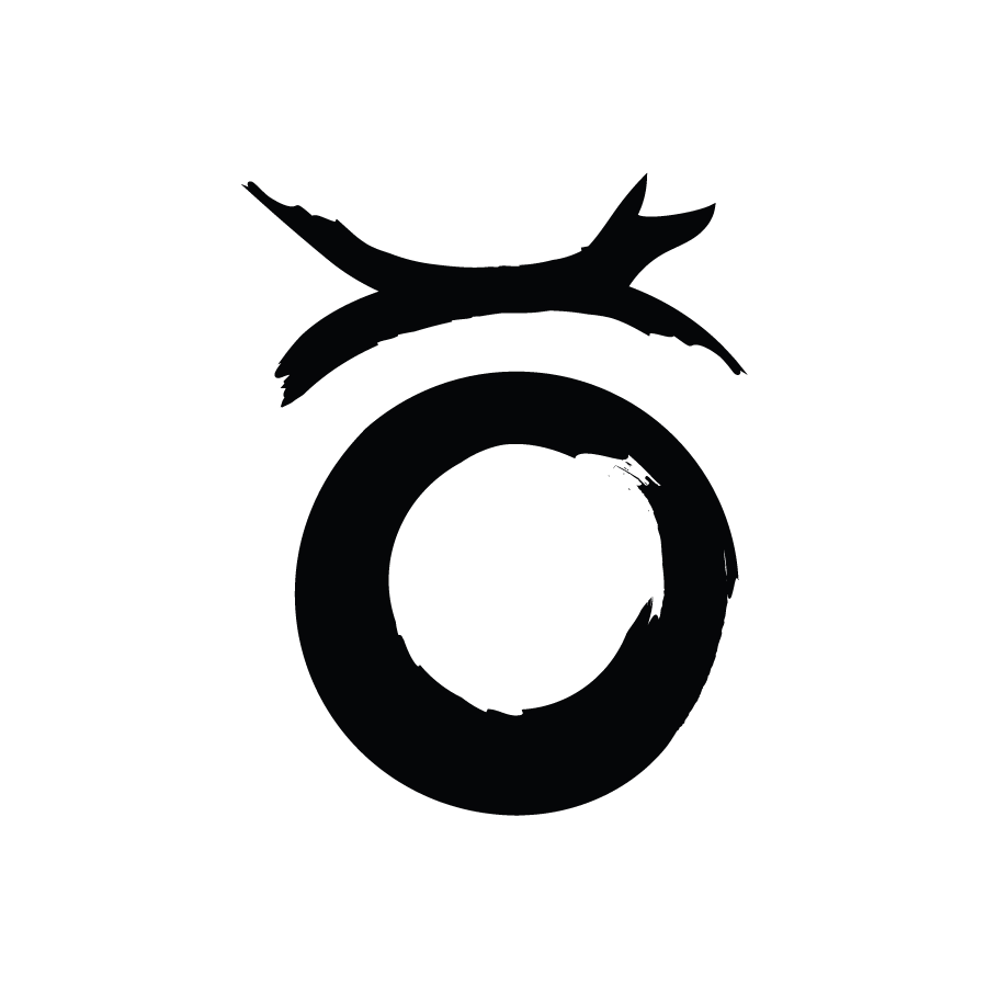 OkamiFit logo design by logo designer Tricia Parsons for your inspiration and for the worlds largest logo competition