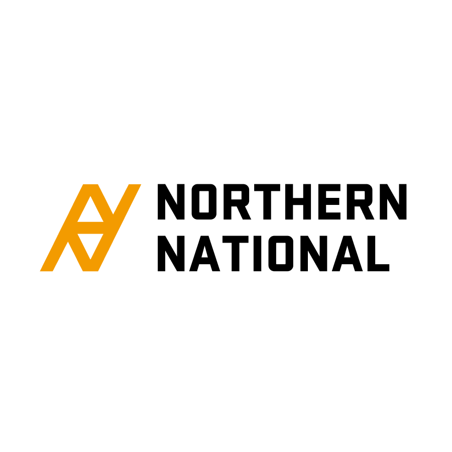 Northern National logo design by logo designer Unfold for your inspiration and for the worlds largest logo competition