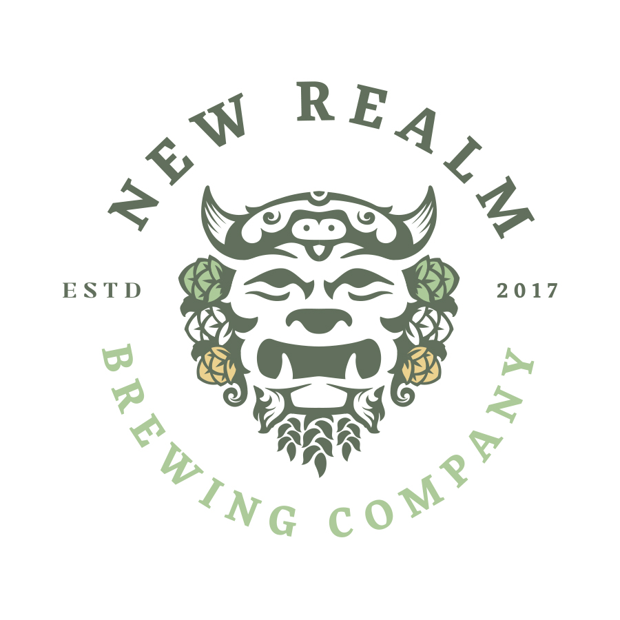 New Realm Brewing Company Badge
