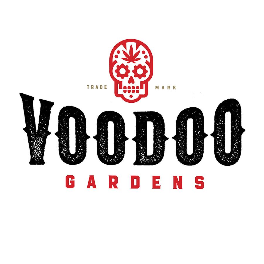 Voodoo Gardens logo design by logo designer Greg Walters Design