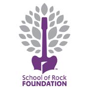 School of Rock Foundation logo design by logo designer simplefuture