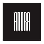 ANDRA logo design by logo designer Tunglid Advertising Agency ehf.