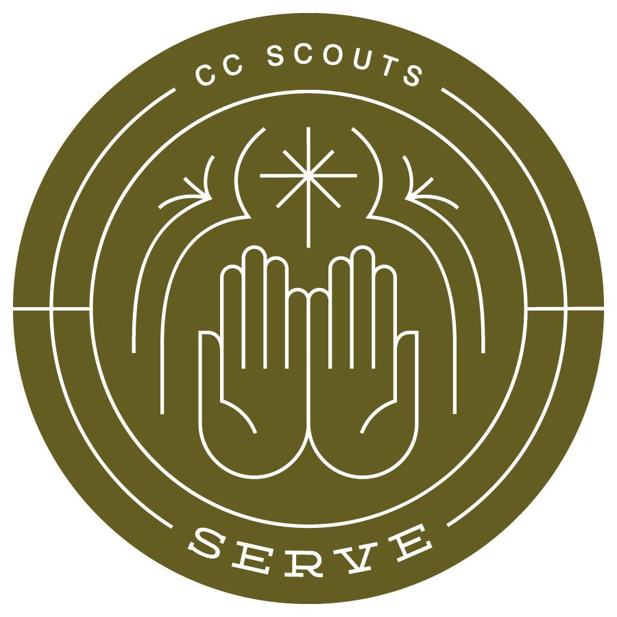 CC Scouts - Serve