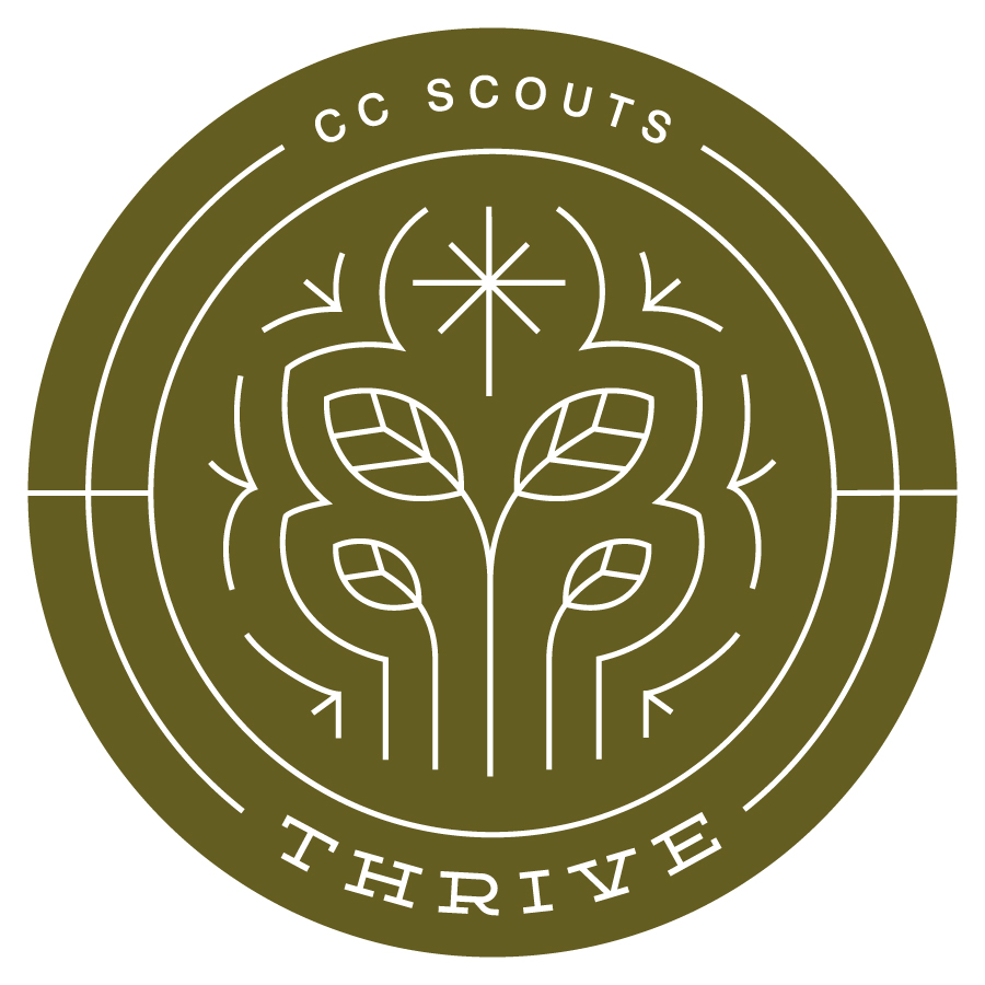 CC Scouts - Thrive