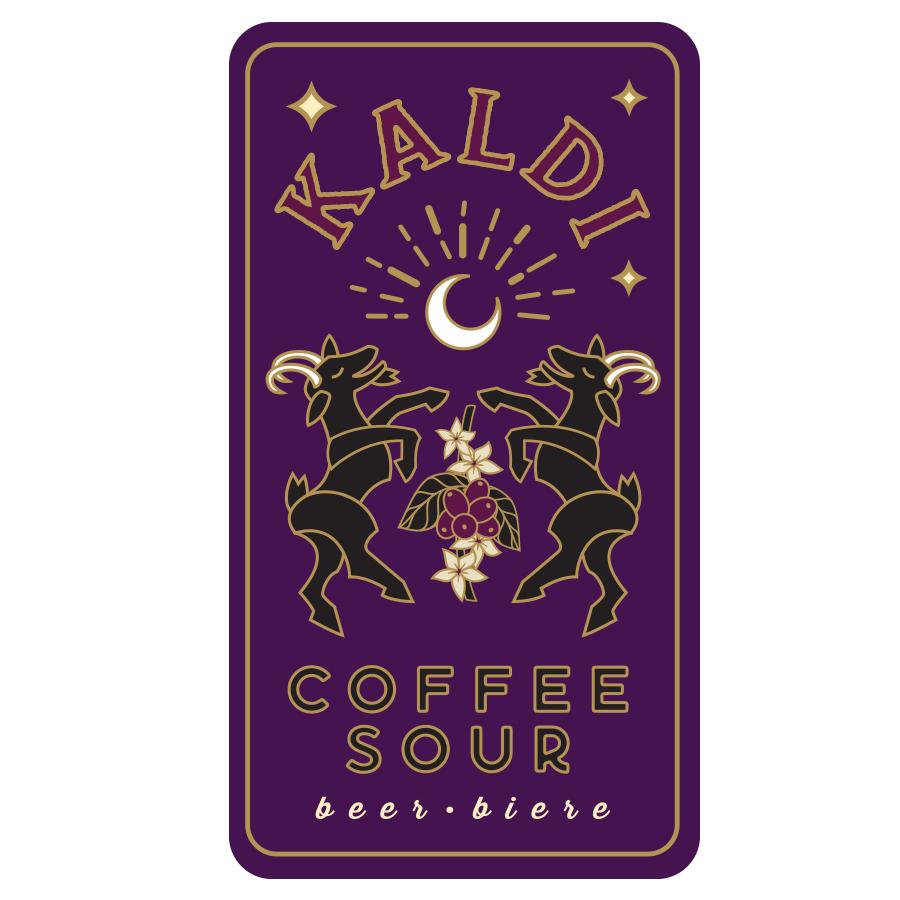 Kaldi Coffee Sour Beer