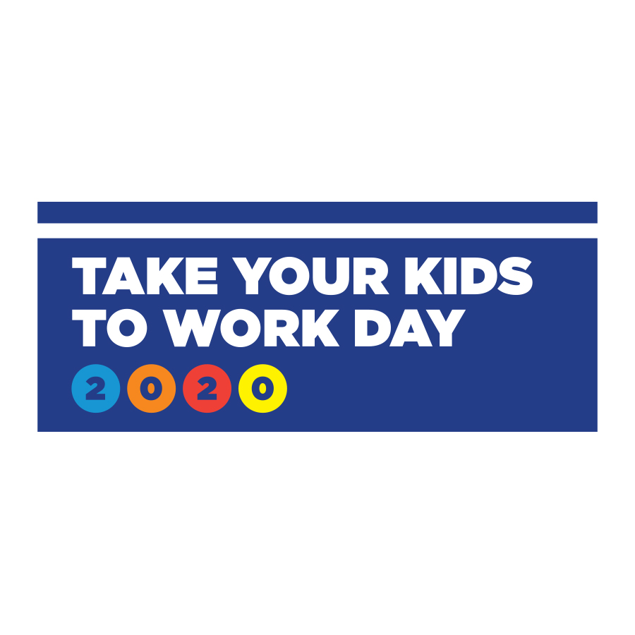 MSG Take Your Kids to Work Day logo design by logo designer 343 Creative for your inspiration and for the worlds largest logo competition