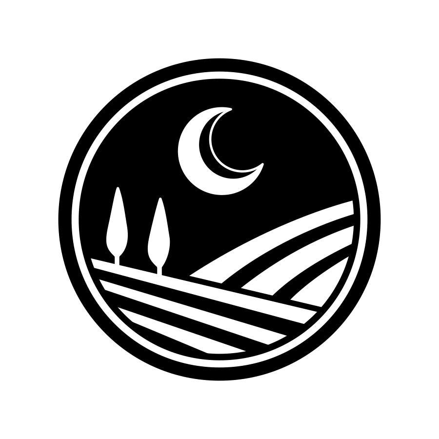 Poggio La Luna logo design by logo designer Studio GT&P