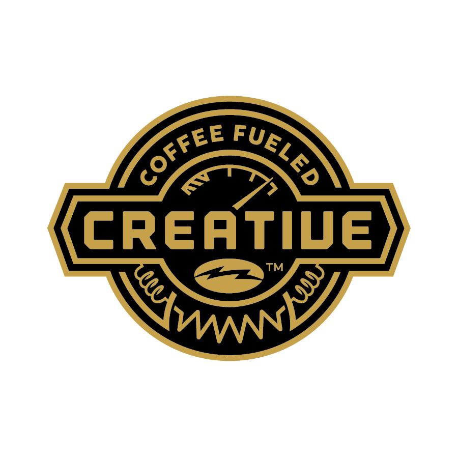 Coffee Fueled Classic Logo