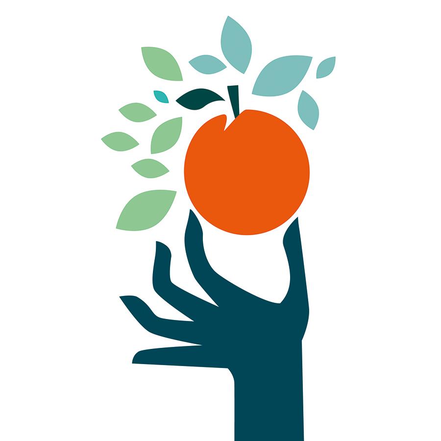 Summerfruit conference 18 logo design by logo designer Blue Storm Design