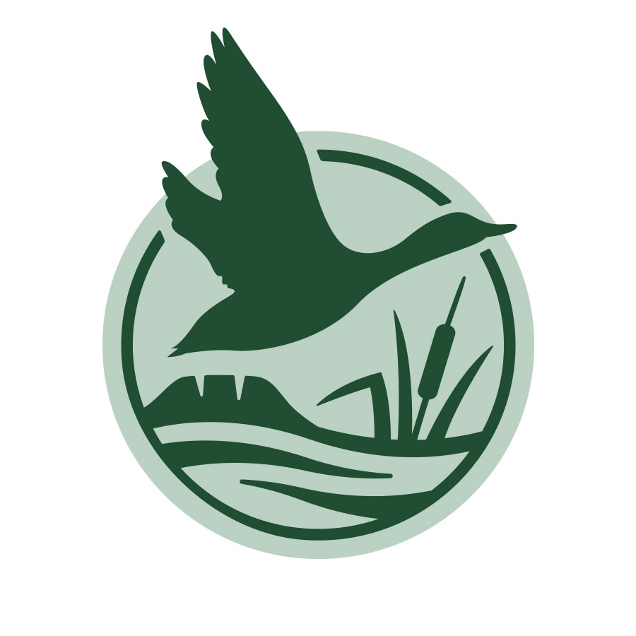 James C. Kennedy Wetlands & Waterfowl Program Logo