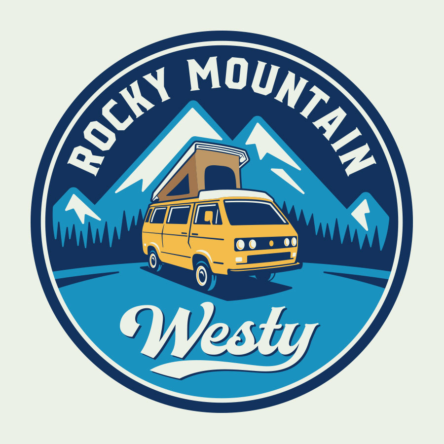 Rocky Mountain Westy Logo