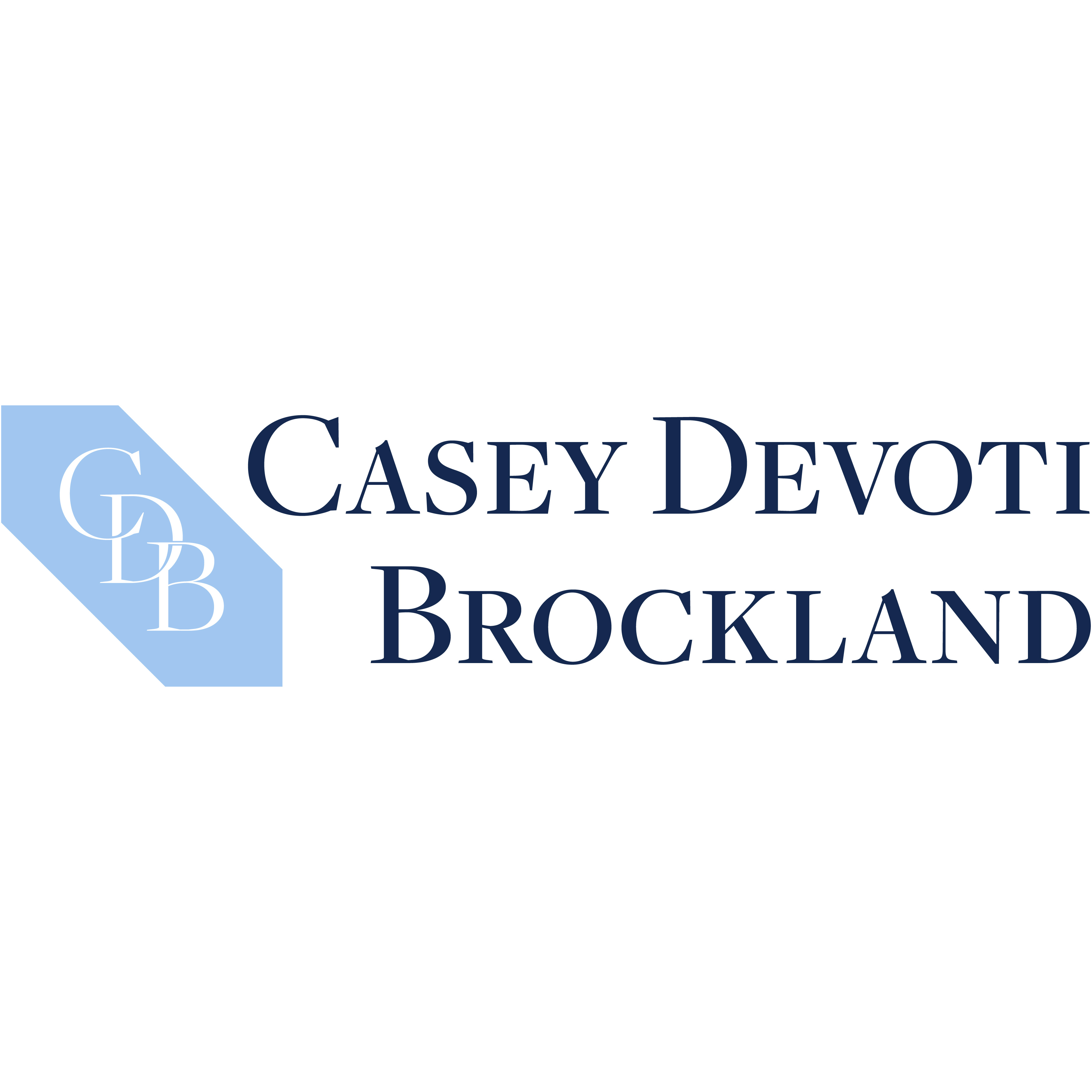 Casey Devoti & Brockland Logo 4