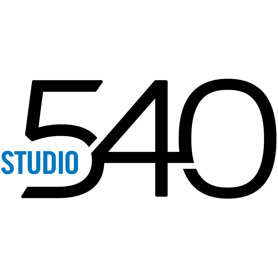 Studio 540 logo design by logo designer Type G