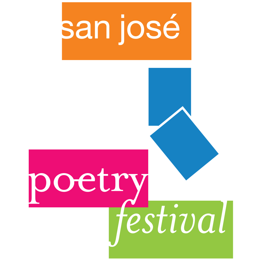 San Jose Poetry Festival logotype