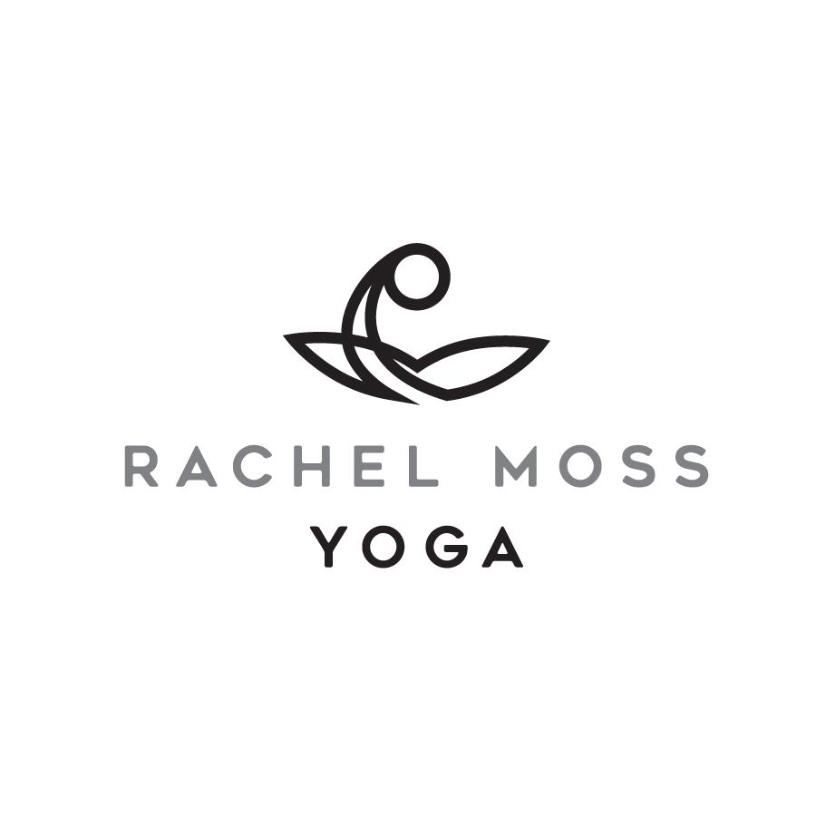 Rachel Moss Yoga Logo