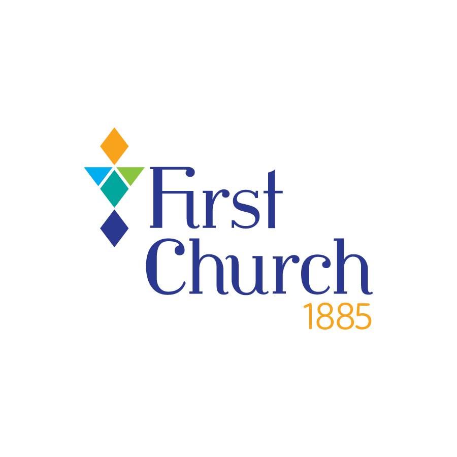 First Church Tulsa logo - Vertical
