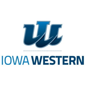 Iowa Western Vertical logo design by logo designer DAAKE Design, Inc for your inspiration and for the worlds largest logo competition