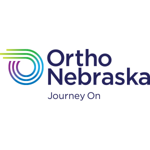 OrthoNebraska Vertical with Tagline logo design by logo designer DAAKE Design, Inc for your inspiration and for the worlds largest logo competition