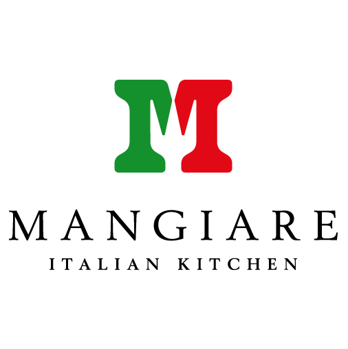 Mangiare logo design by logo designer Karl Design Vienna for your inspiration and for the worlds largest logo competition