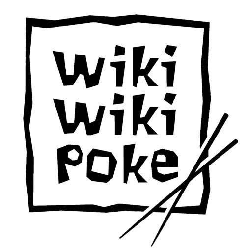 Wiki Wiki Poke (sketch)