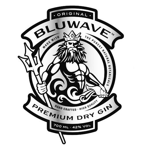 Bluwave Gin