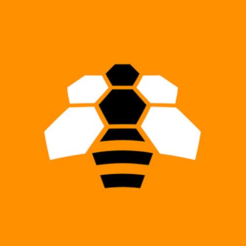 Hexagon Bee
