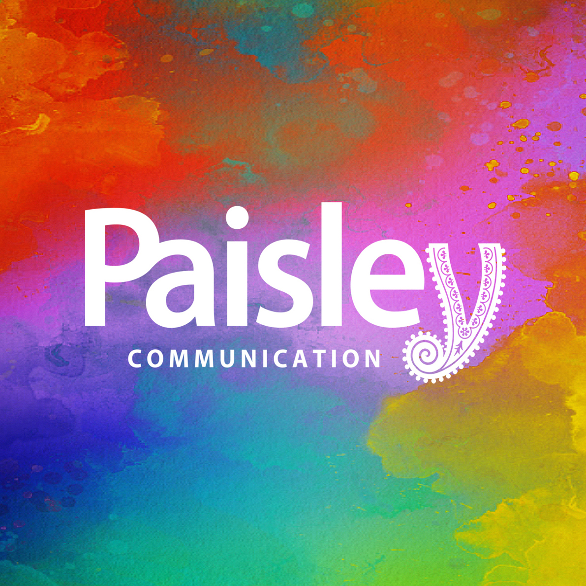 Paisley Communication logo design by logo designer Karl Design Vienna for your inspiration and for the worlds largest logo competition