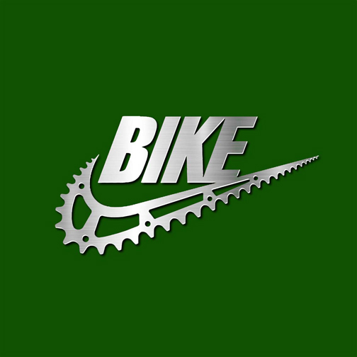 BIKE logo design by logo designer Karl Design Vienna for your inspiration and for the worlds largest logo competition