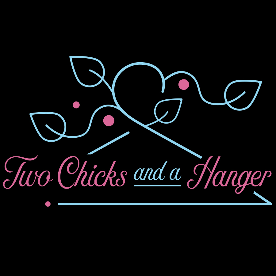 Two Chicks and a Hanger