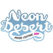 Neon Desert Music Festival logo design by logo designer Hello Amigo for your inspiration and for the worlds largest logo competition