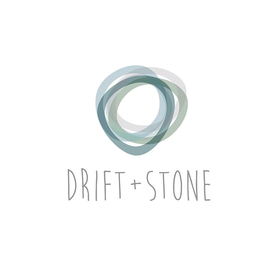 Drift + Stone LogoL
