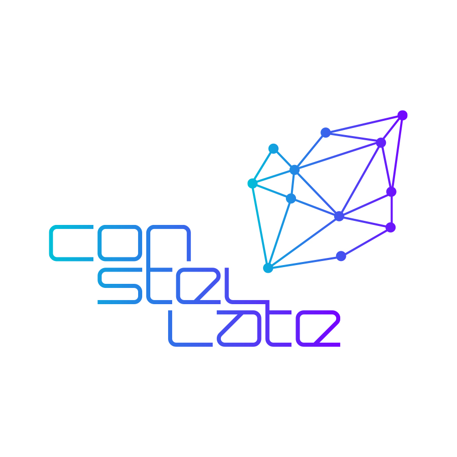 Constellate logo design by logo designer Xhilarate for your inspiration and for the worlds largest logo competition