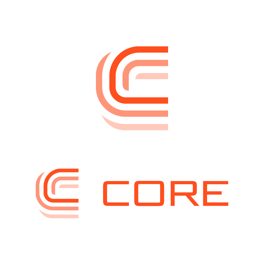 Core logo design by logo designer Xhilarate for your inspiration and for the worlds largest logo competition