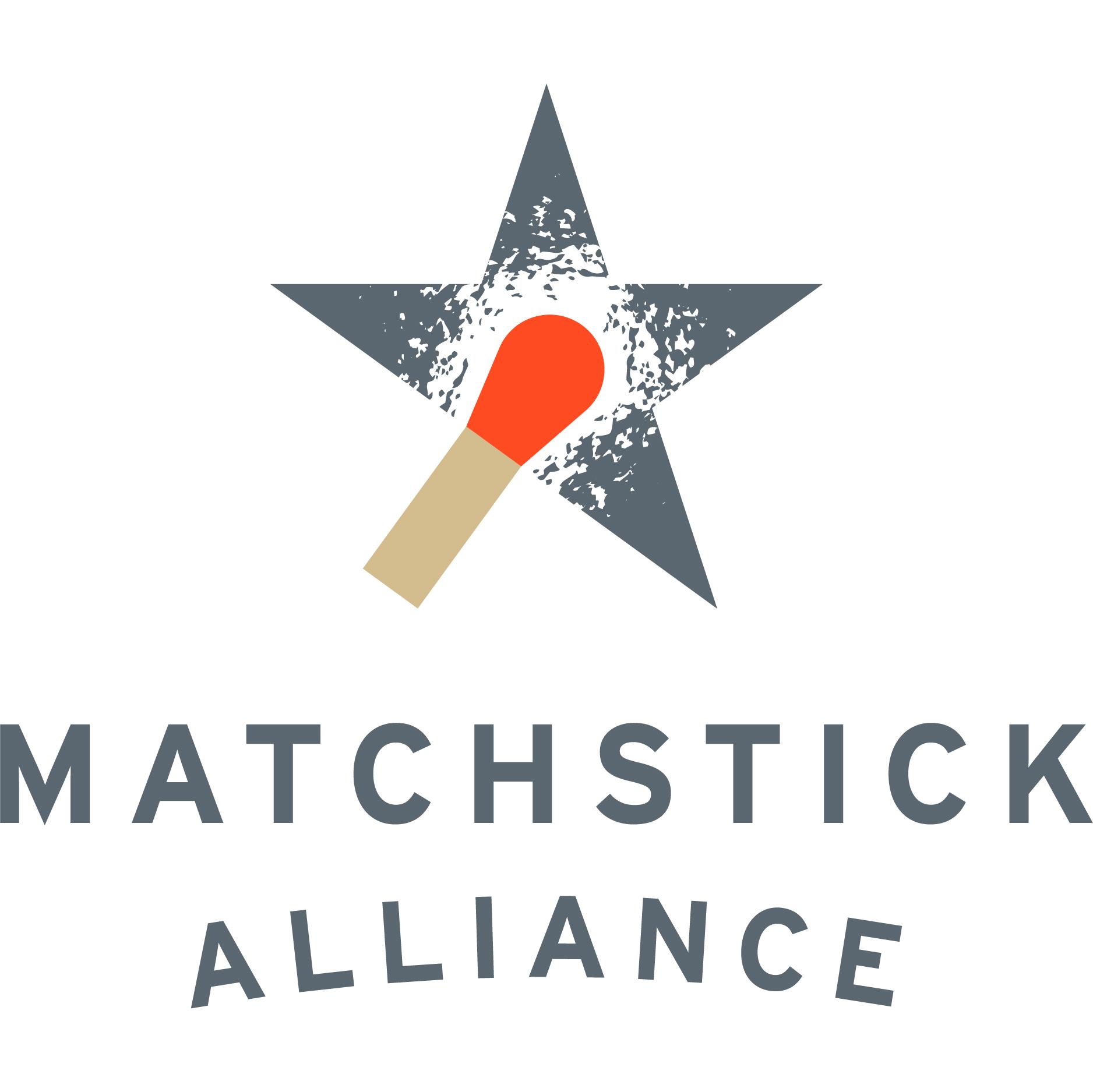 Matchstick Alliance logo design by logo designer Gardner Design for your inspiration and for the worlds largest logo competition