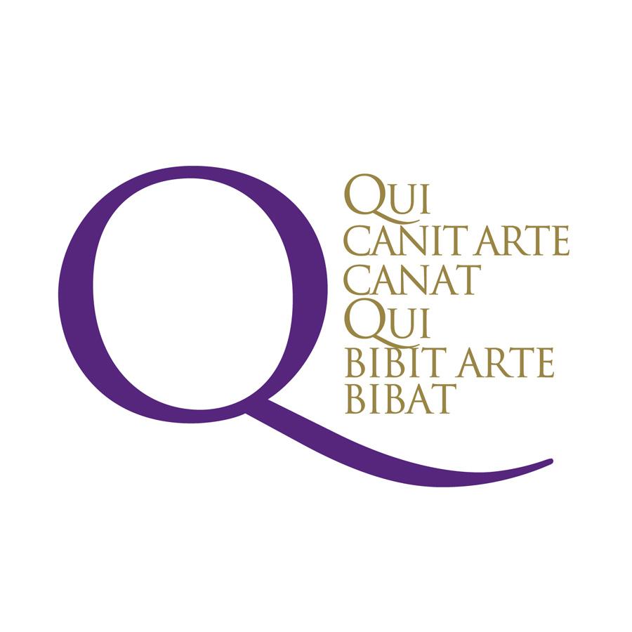 Q10-Qui canit arte canat logo design by logo designer KROG, d.o.o.