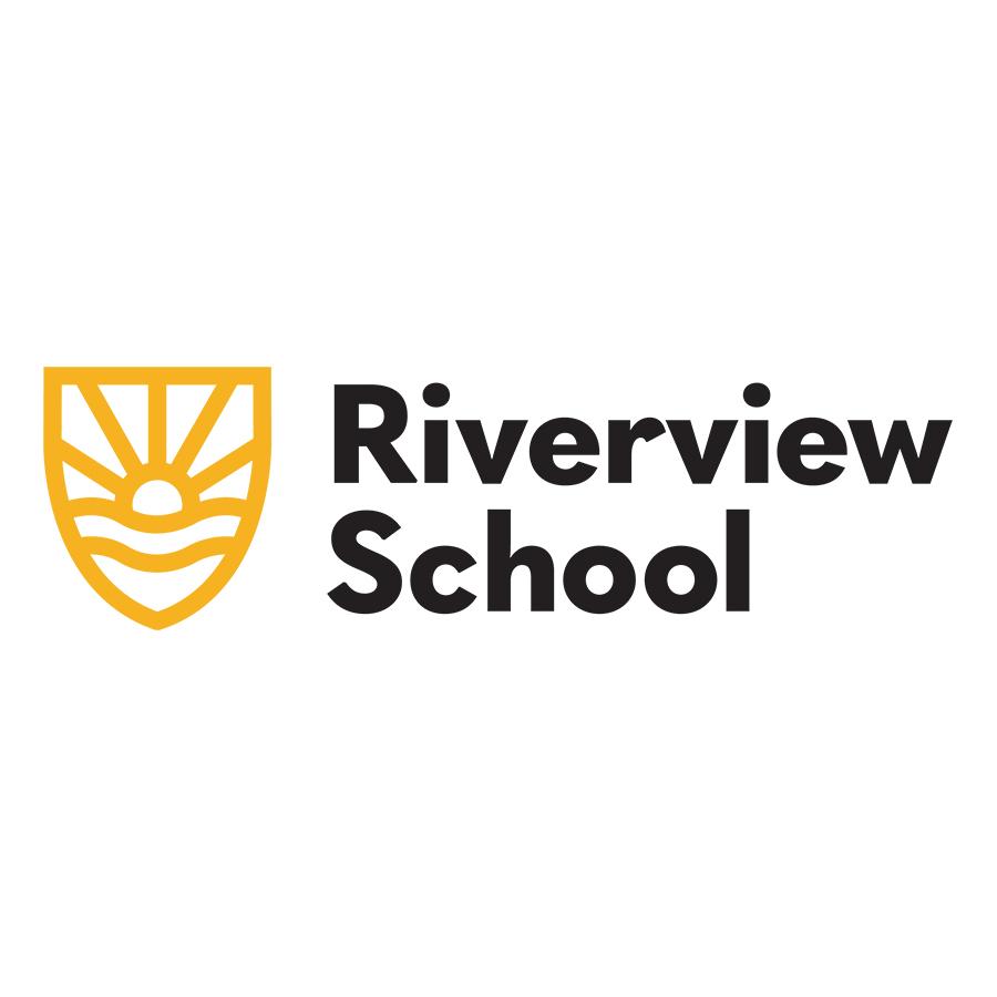 Riverview School logo