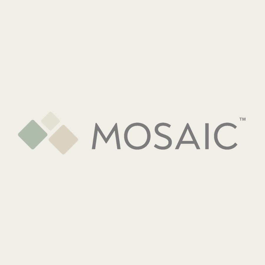 Mosaic Furniture logo design by logo designer James Arthur & Co.
