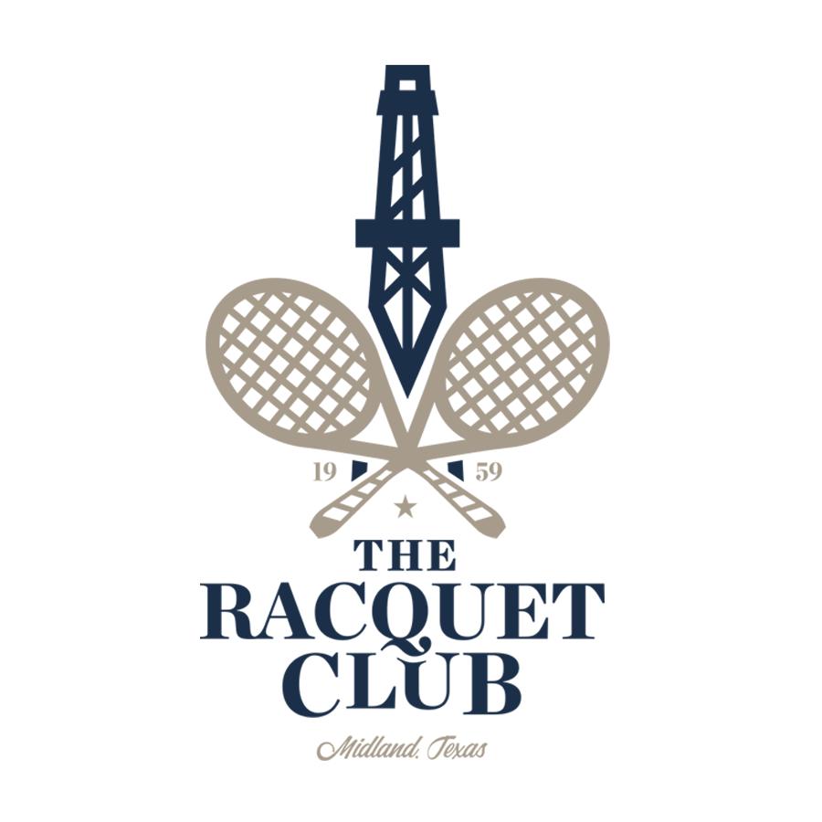 Racquet_1 logo design by logo designer James Arthur & Co.