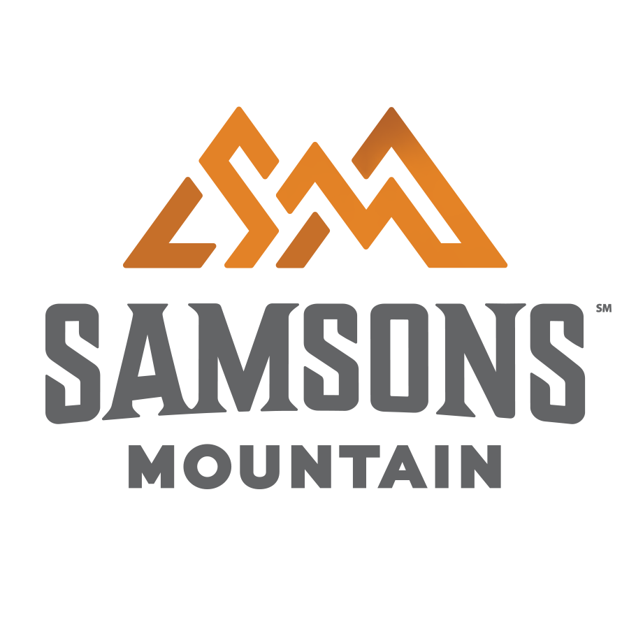 Samsons Mountain logo design by logo designer James Arthur & Co.