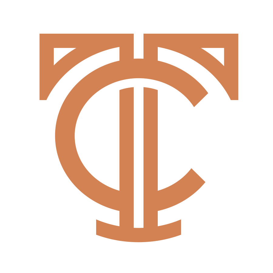 Tetzlaff Cervantez Icon logo design by logo designer James Arthur & Co.