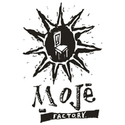 MOJE logo design by logo designer Rafael Ginatulin for your inspiration and for the worlds largest logo competition