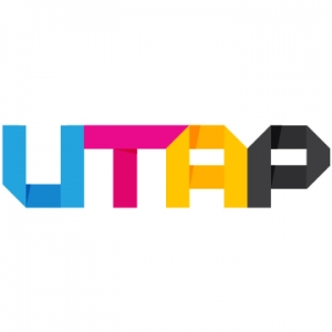 UTAP logo design by logo designer 5Seven for your inspiration and for the worlds largest logo competition