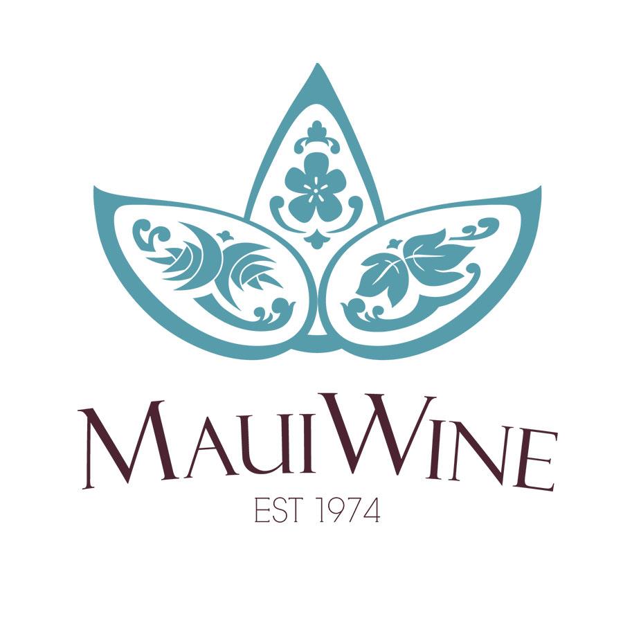 MauiWine logo design by logo designer Organi Studios
