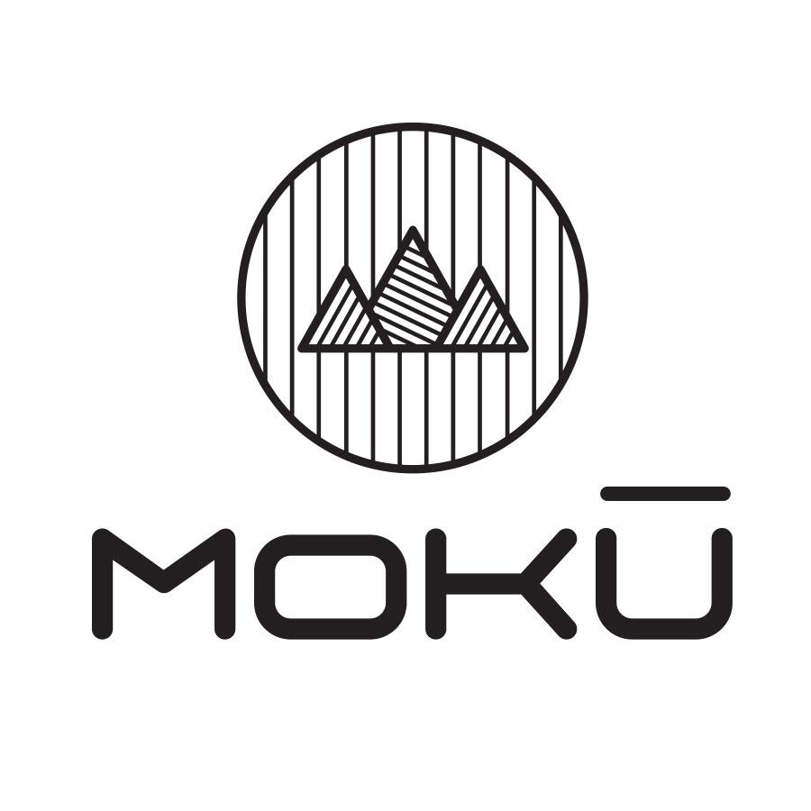 Moku logo design by logo designer Organi Studios