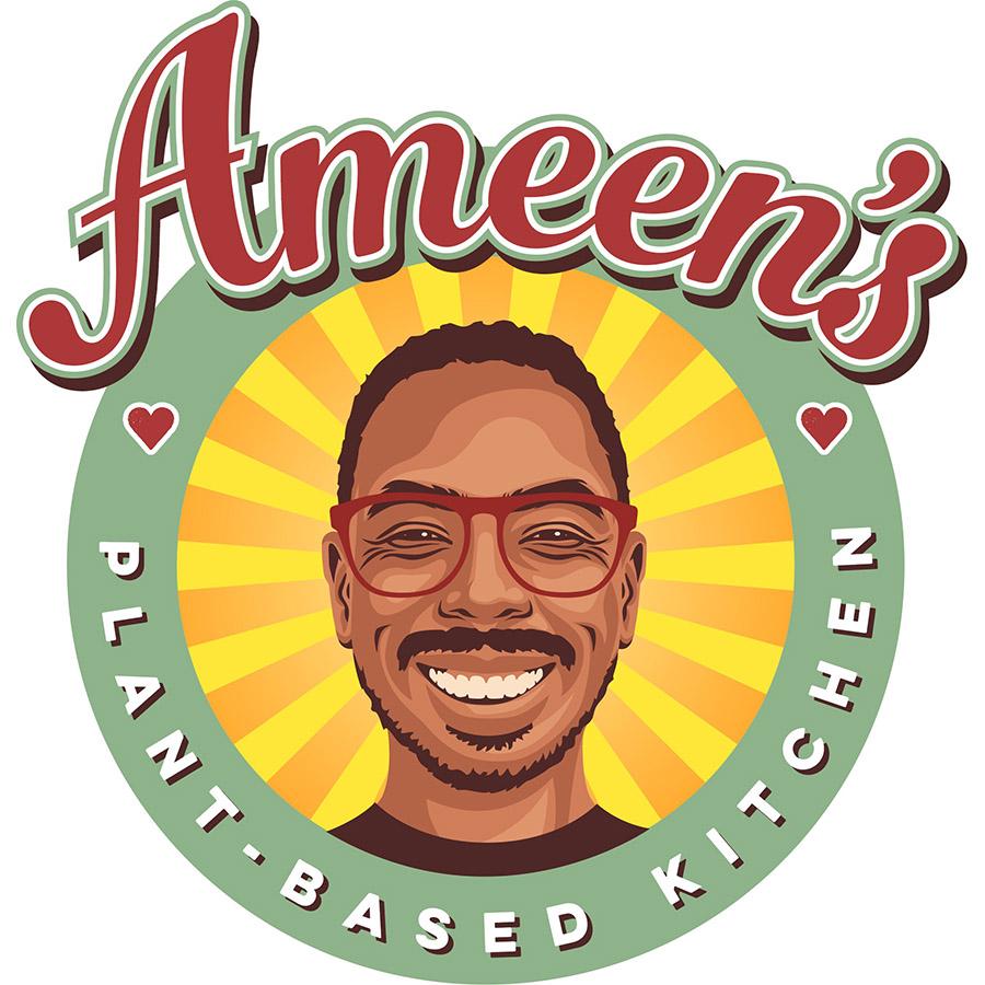 Ameen's logo design by logo designer Sabingrafik for your inspiration and for the worlds largest logo competition