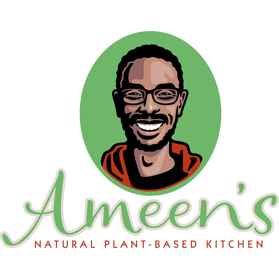 Ameen's unused 2 logo design by logo designer Sabingrafik for your inspiration and for the worlds largest logo competition